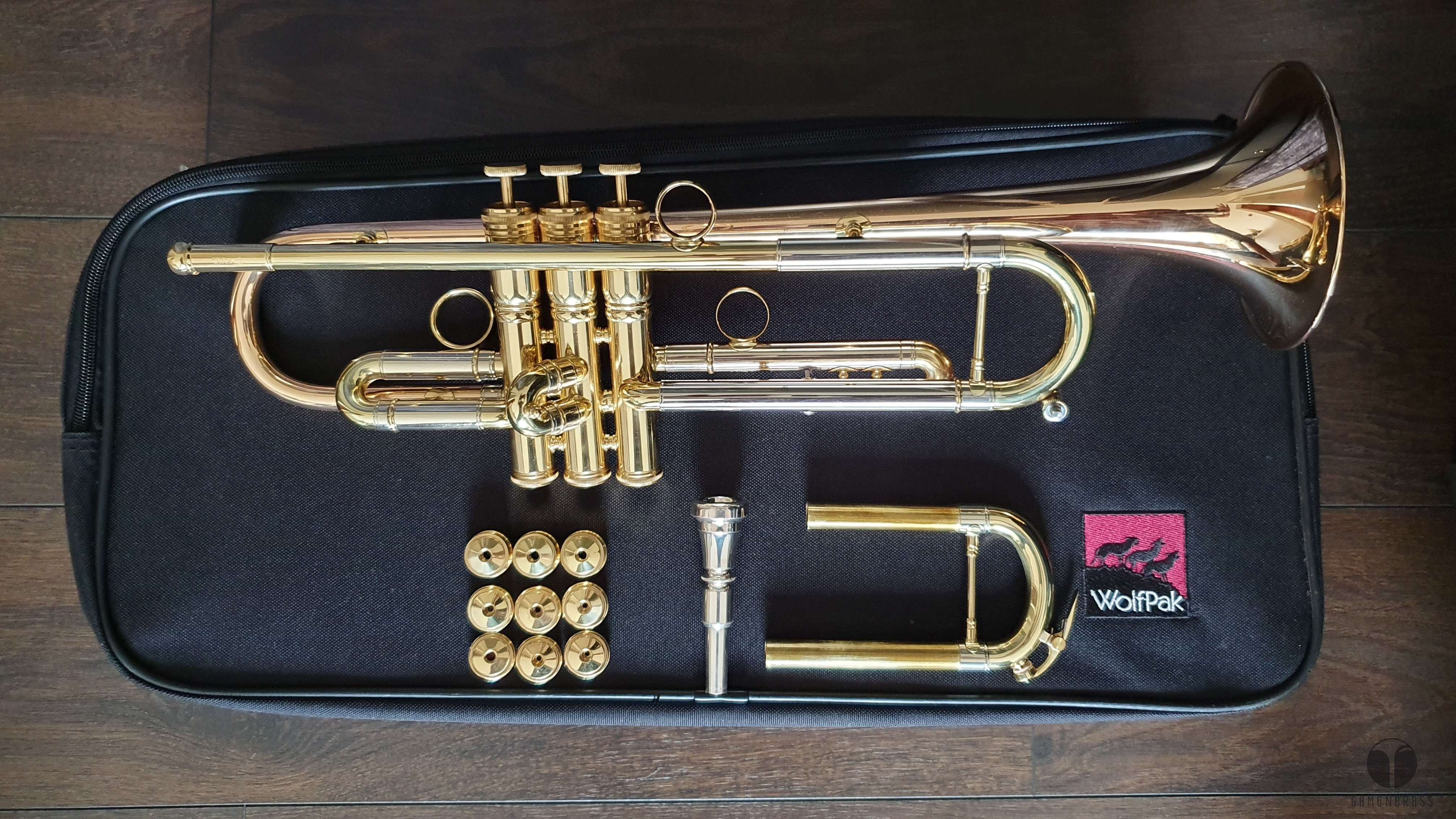 Gamonbrass - Finest high brass instruments